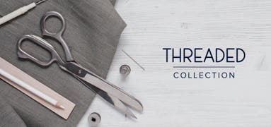 Threaded collection
